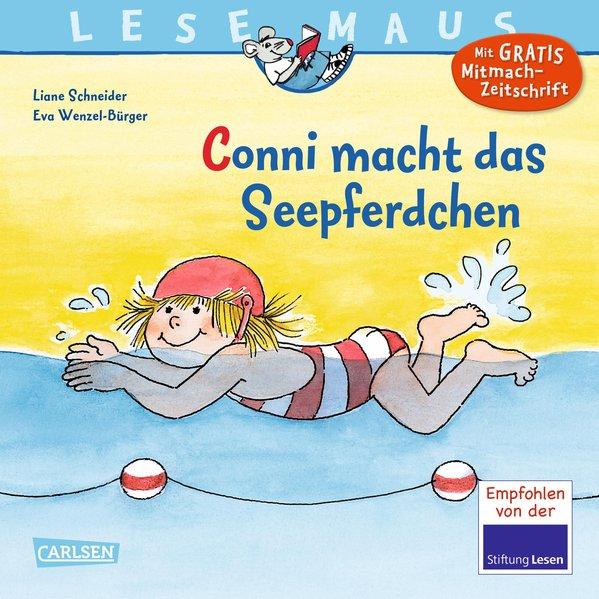 Conni macht das Seepferdchen als Buch