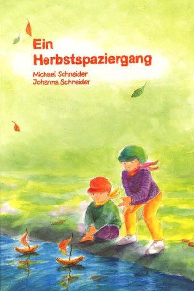 Ein Herbstspaziergang als Buch