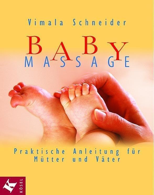 Babymassage als Buch