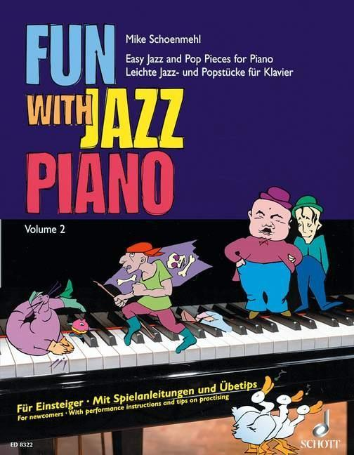 Fun with Jazz Piano als Buch