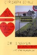 Ortsnamen schüttelgereimt und photographiert als Buch