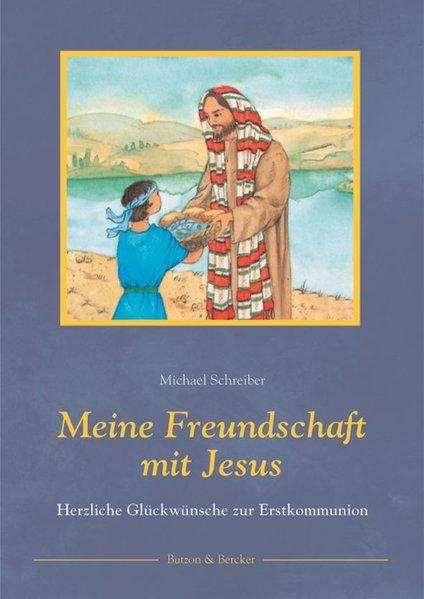 Meine Freundschaft mit Jesus als Buch