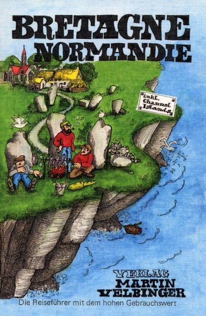 Bretagne / Normandie als Buch