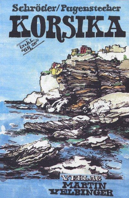 Korsika als Buch