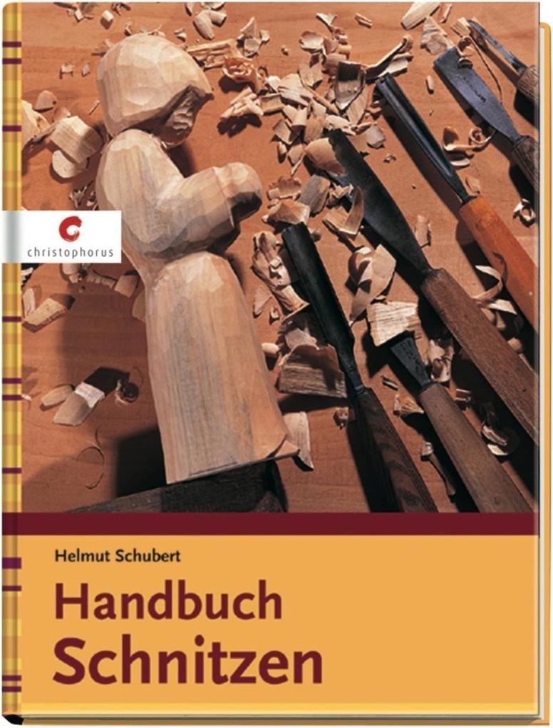 Handbuch Schnitzen als Buch