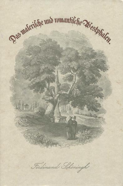 Das malerische und romantische Westphalen als Buch