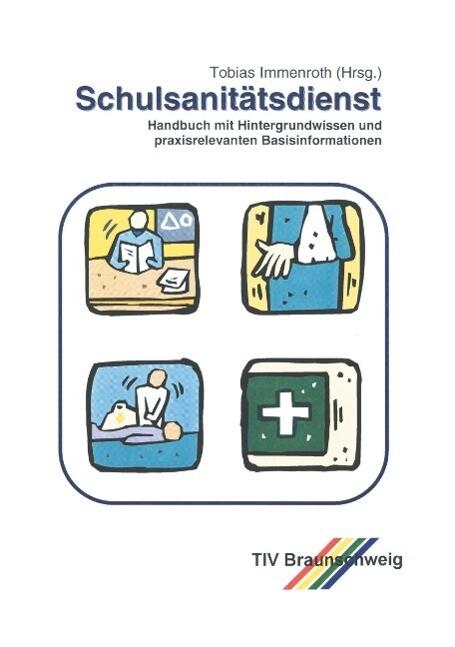 Schulsanitätsdienst als Buch