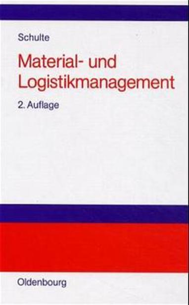 Material- und Logistikmanagement als Buch