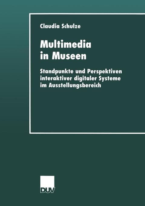 Multimedia in Museen als Buch