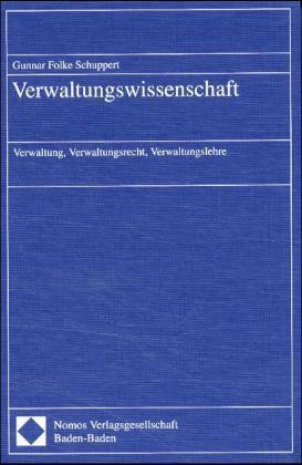 Verwaltungswissenschaft als Buch