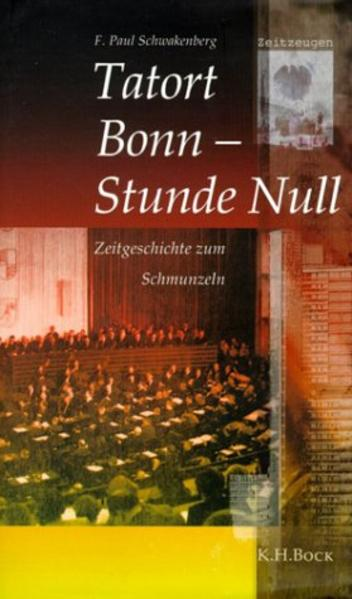 Tatort Bonn - Stunde Null als Buch