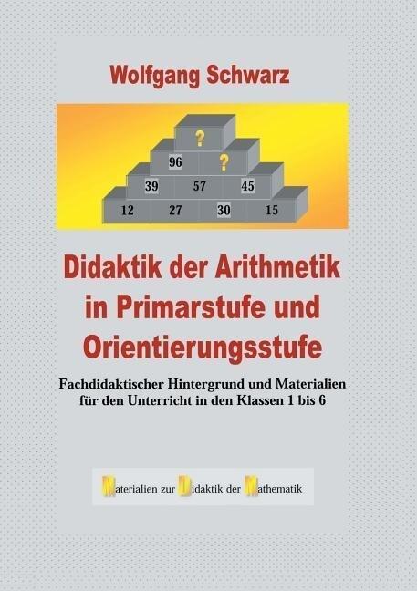 Didaktik der Arithmetik als Buch
