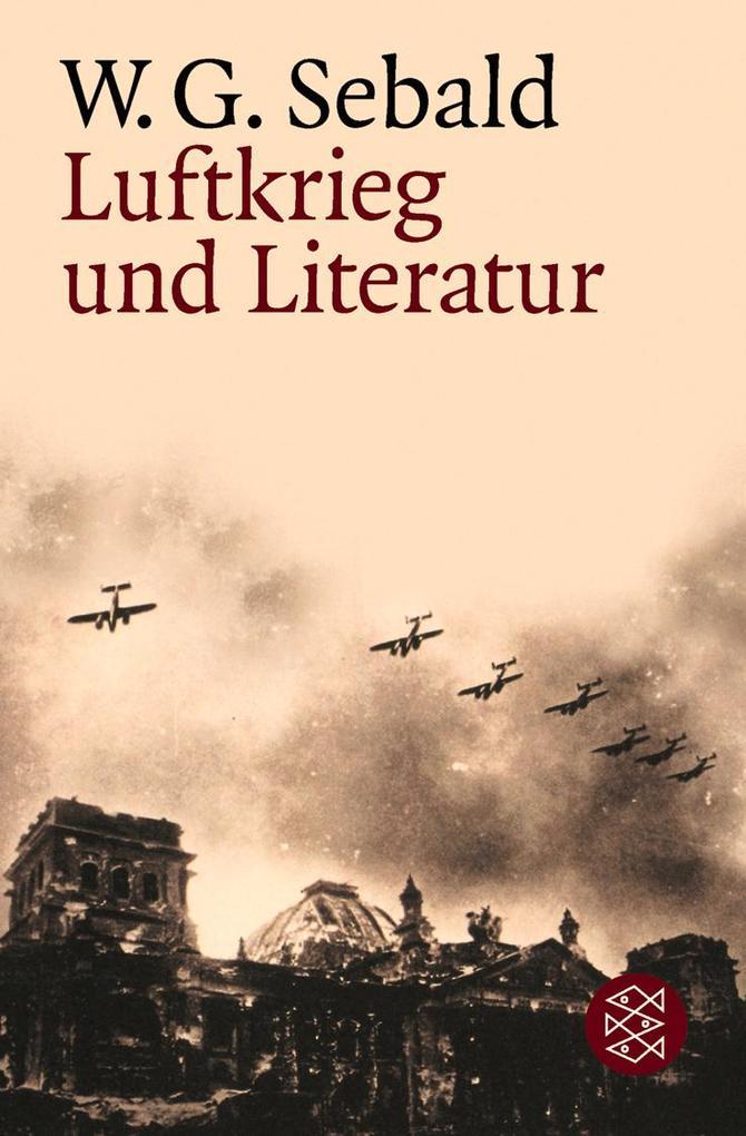 Luftkrieg und Literatur als Taschenbuch