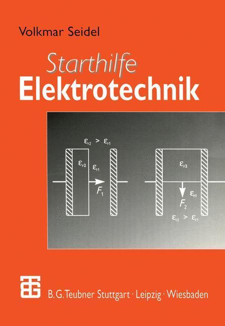 Starthilfe Elektrotechnik als Buch