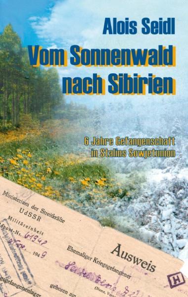 Vom Sonnenwald nach Sibirien als Buch