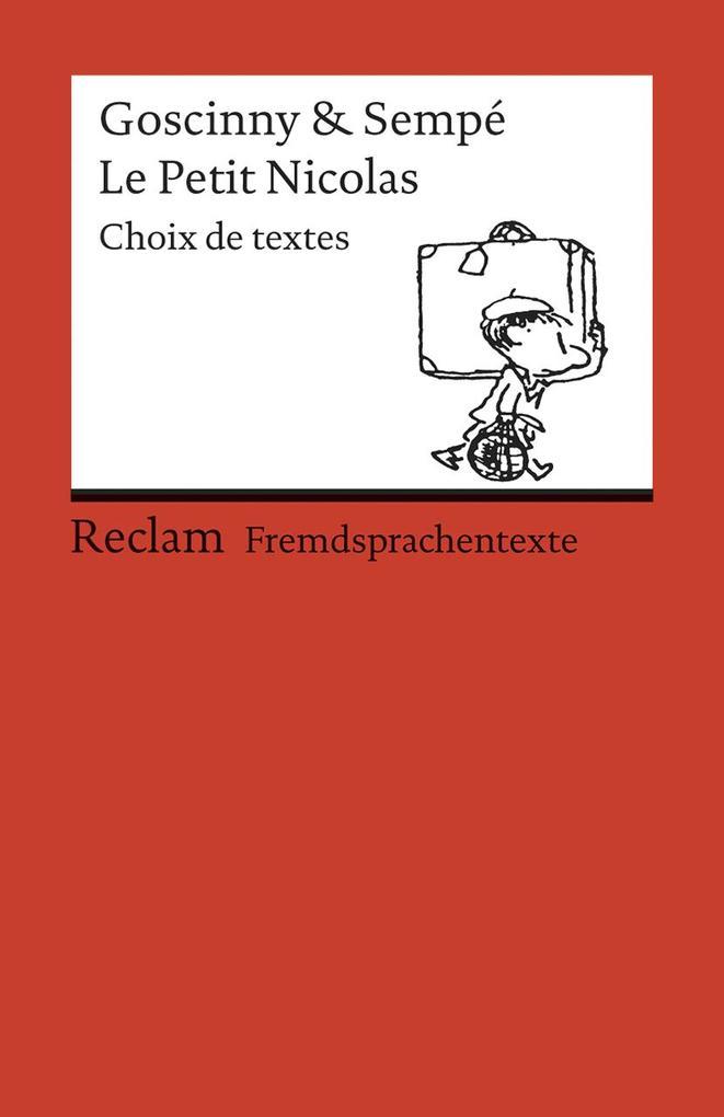 Le Petit Nicolas als Taschenbuch