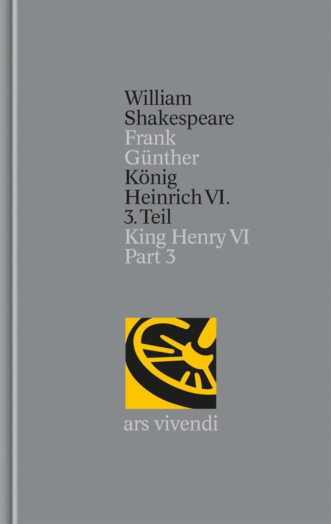 König Heinrich VI. 3 als Buch