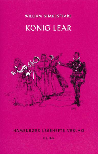 König Lear als Taschenbuch