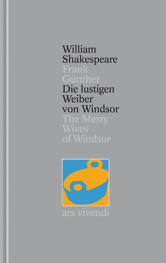 Die lustigen Weiber von Windsor als Buch