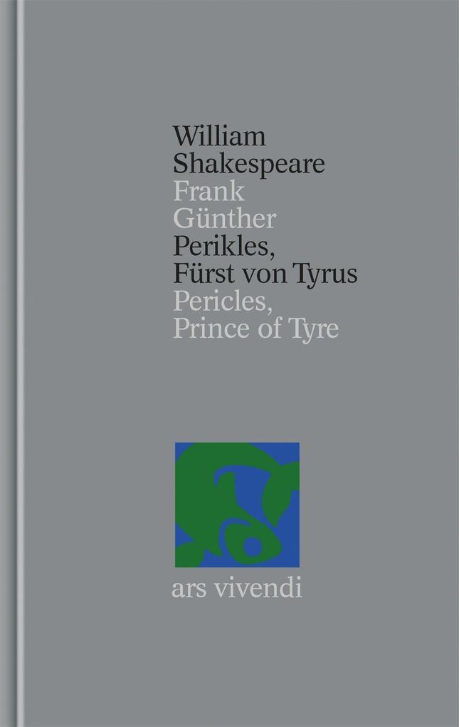Perikles - Fürst von Tyrus als Buch