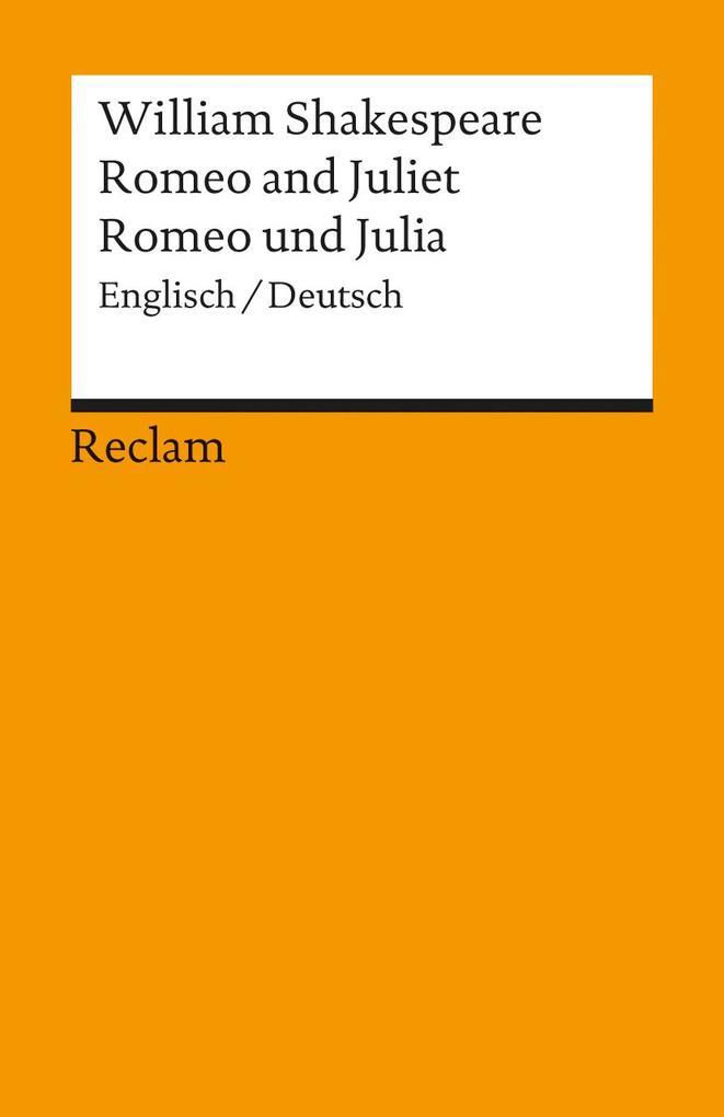 Romeo und Julia als Taschenbuch