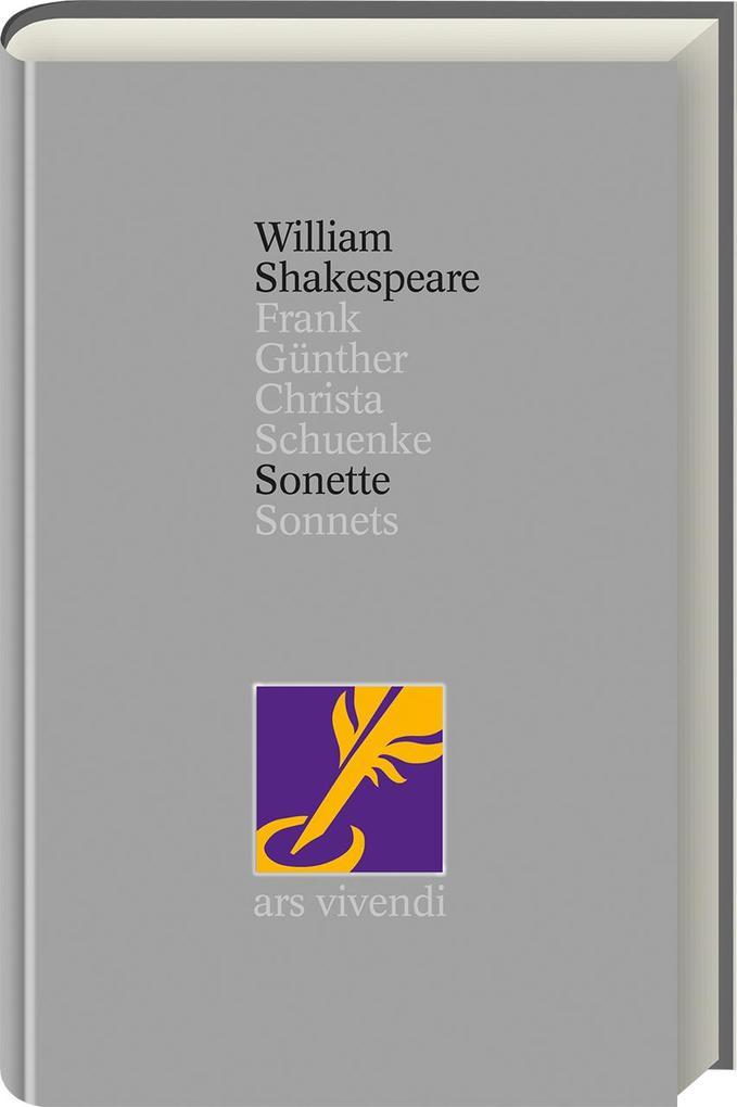 Sonette / Sonnets als Buch