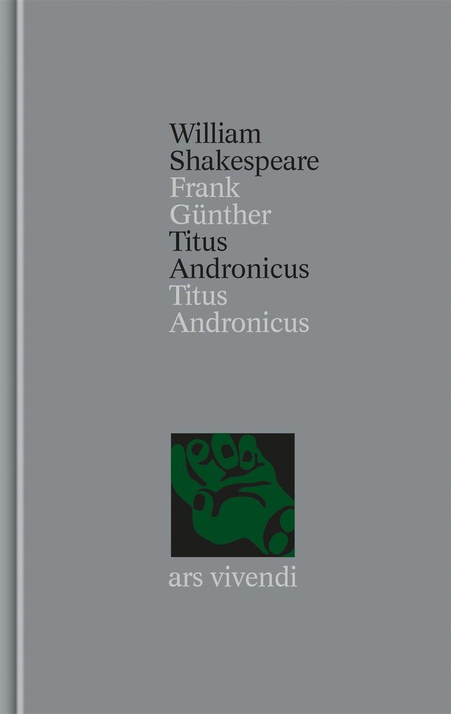 Titus Andronicus als Buch
