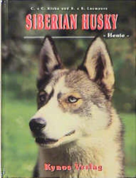 Siberian Husky - Heute als Buch