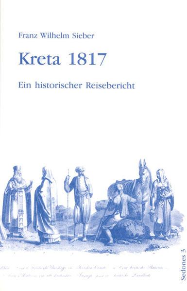 Kreta 1817 als Buch