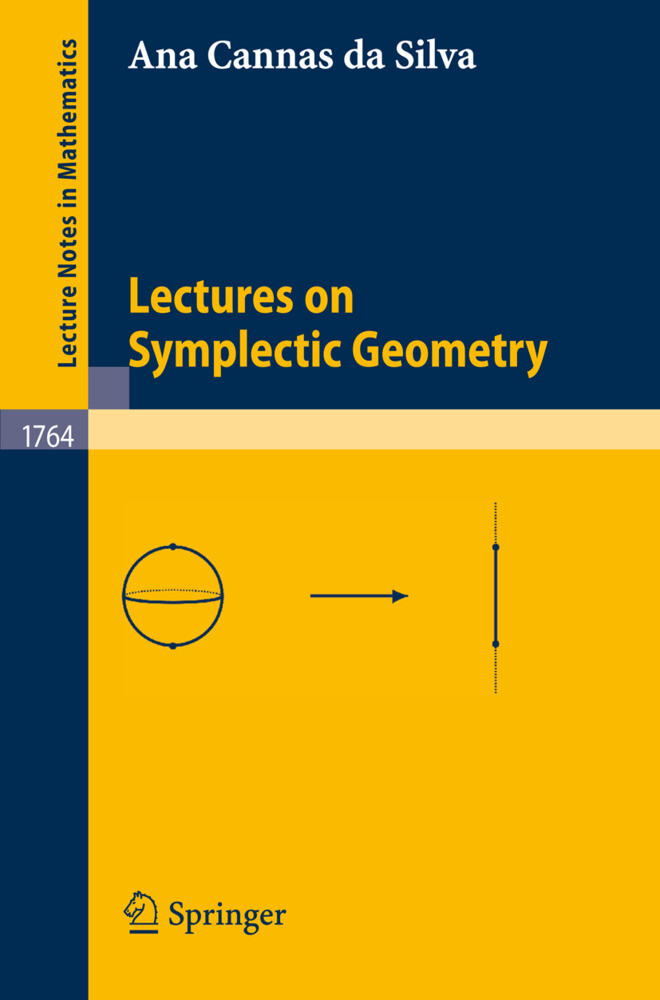 Lectures on Symplectic Geometry als Buch