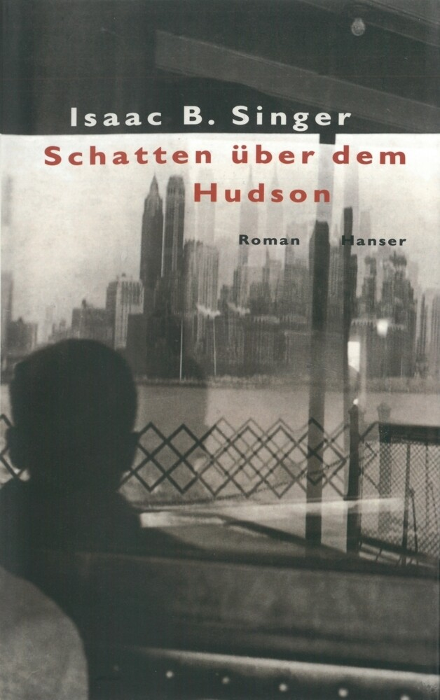 Schatten über dem Hudson als Buch