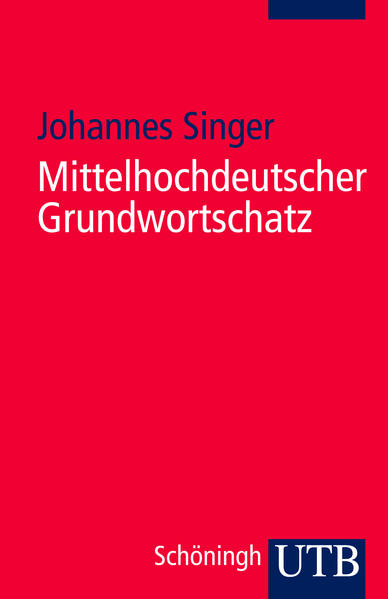 Mittelhochdeutscher Grundwortschatz als Taschenbuch