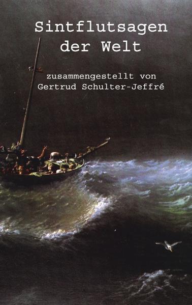Sintflutsagen der Welt als Buch