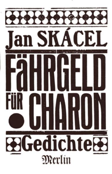 Fährgeld für Charon als Buch
