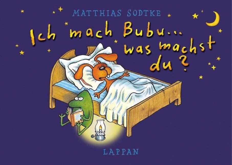 Ich mach Bubu, was machst du? als Buch