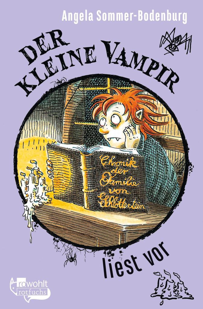 Der kleine Vampir liest vor als Taschenbuch