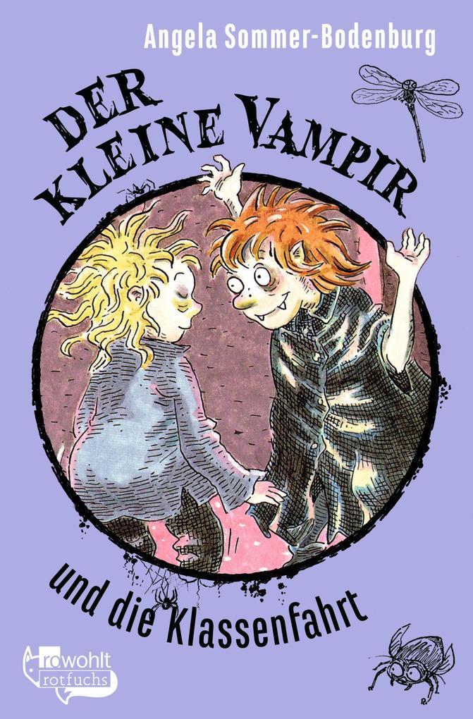Der kleine Vampir und die große Verschwörung als Taschenbuch