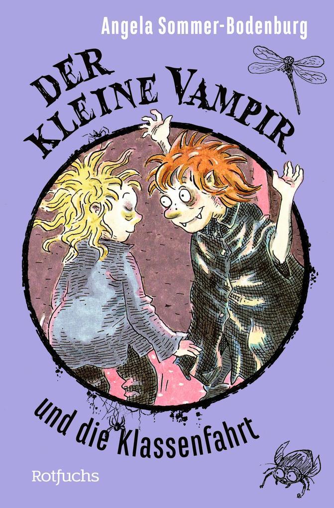 Der kleine Vampir und die Klassenfahrt als Taschenbuch
