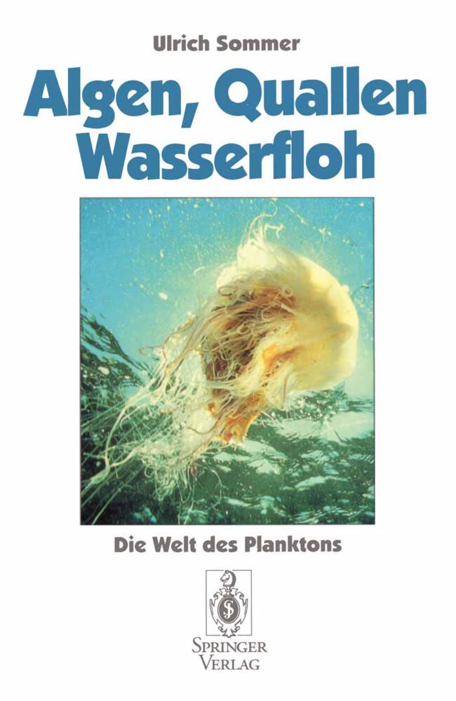 Algen, Quallen, Wasserfloh als Buch