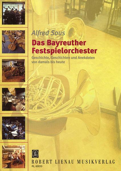 Das Bayreuther Festspielorchester als Buch