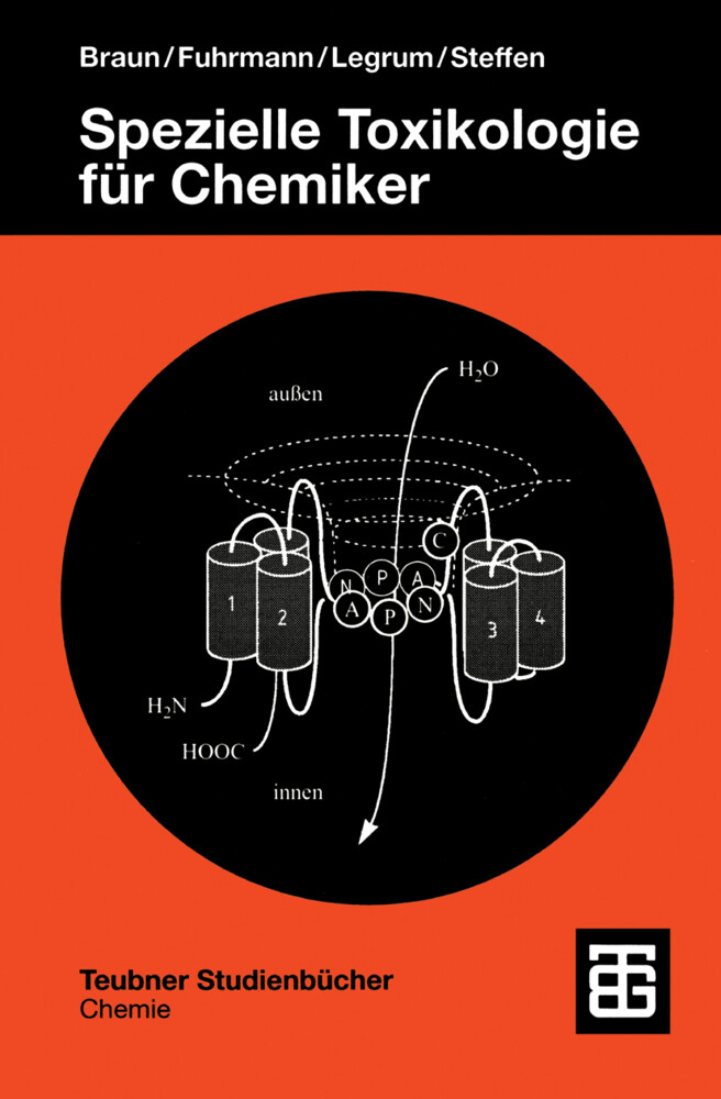 Spezielle Toxikologie fü Chemiker als Buch