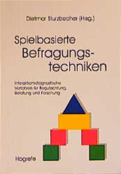 Spielbasierte Befragungstechniken als Buch