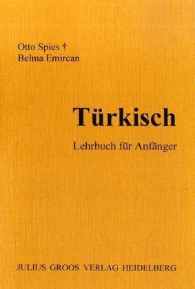 Türkisch als Buch