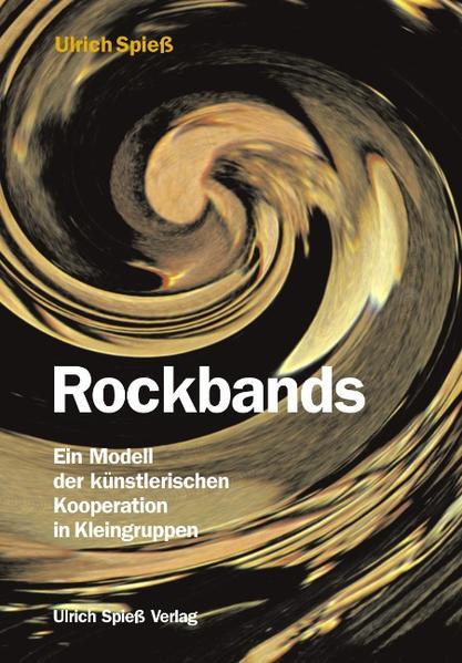 Rockbands als Buch