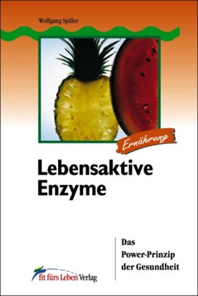 Lebensaktive Enzyme als Buch