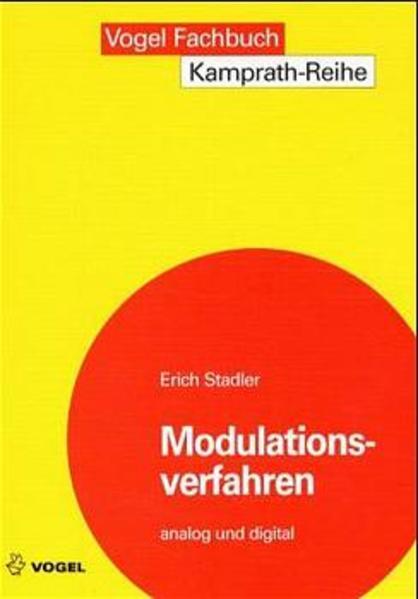 Modulationsverfahren als Buch