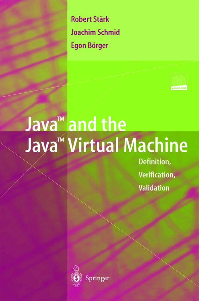 Java and the Java Virtual Machine als Buch