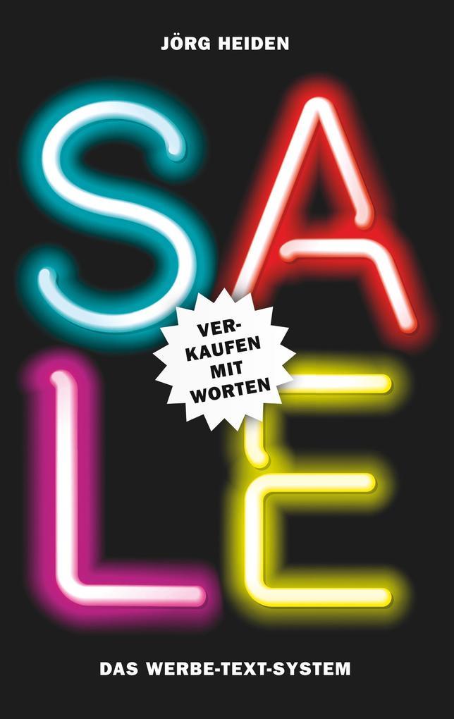 SALE: Verkaufen mit Worten als Buch