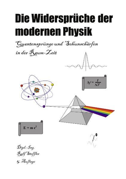 Die Widersprüche der modernen Physik als Buch