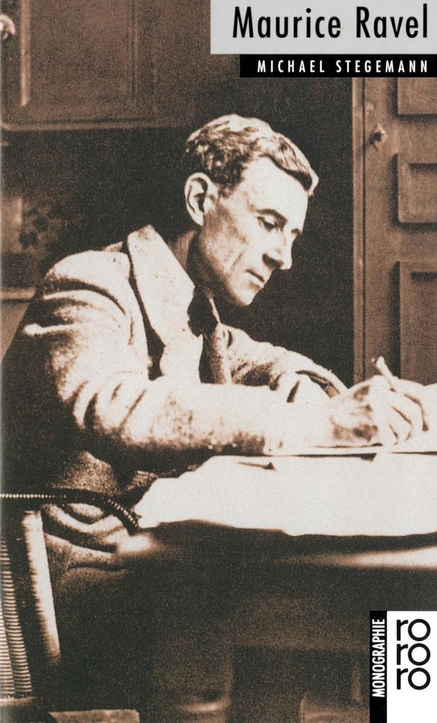 Maurice Ravel als Taschenbuch